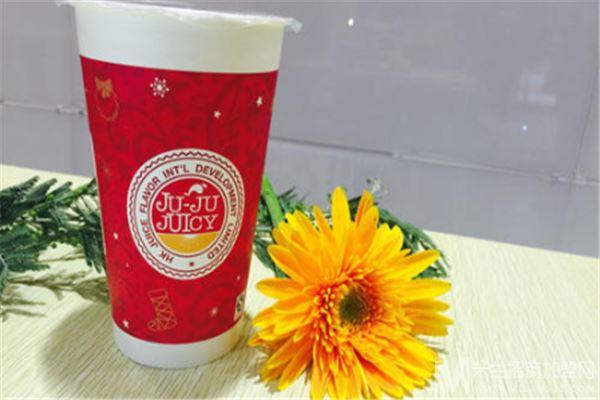 汁汁优味奶茶加盟