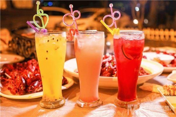 橘海文水果饮品加盟