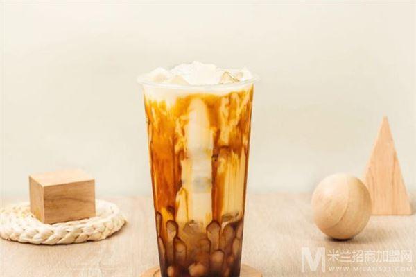 溢可奶茶加盟