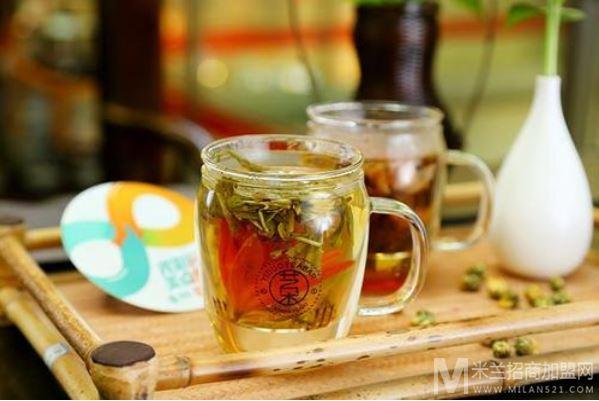 艺朵茶加盟