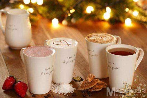 冰之岛奶茶加盟