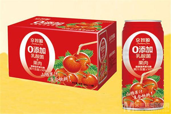 京智源饮品加盟