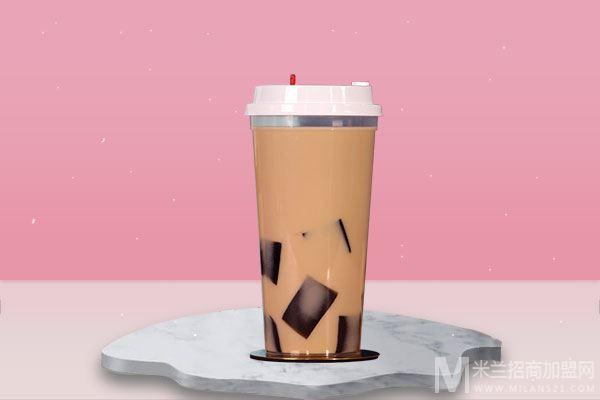 点彩奶茶加盟