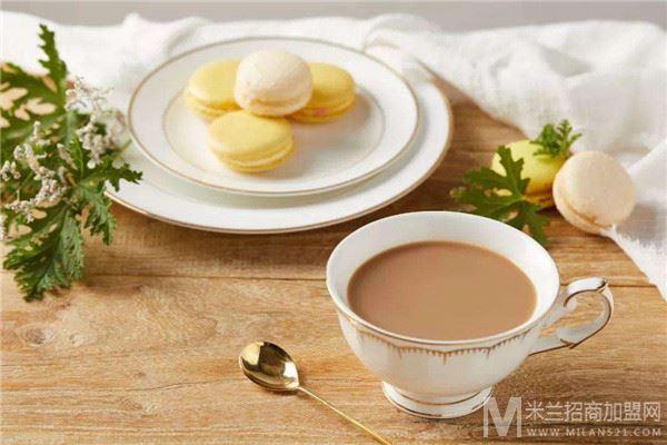 水水奶茶加盟