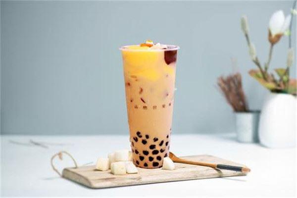 MUU慕悠悠奶茶加盟