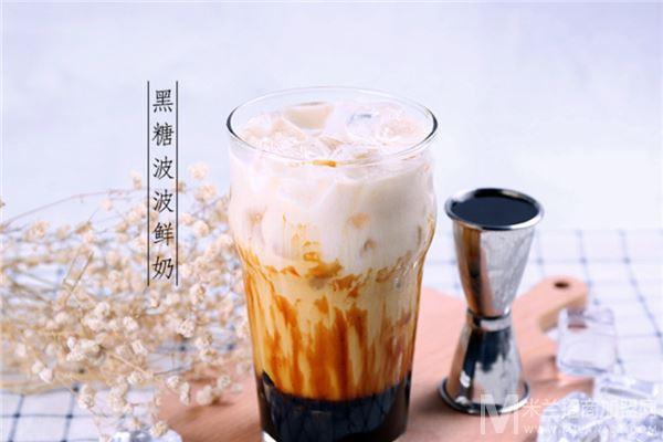 半夏奶茶加盟