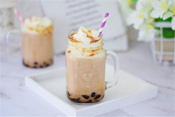 密果奶茶加盟