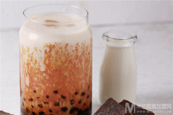 雀悦奶茶加盟