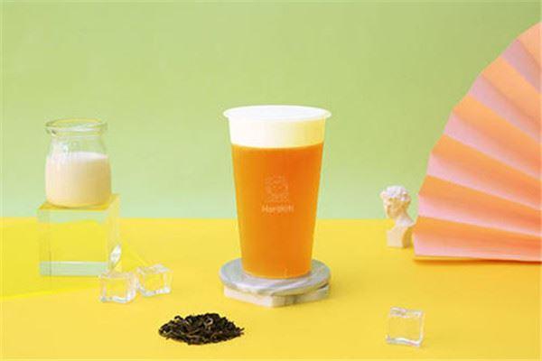 yoyo奶茶店加盟