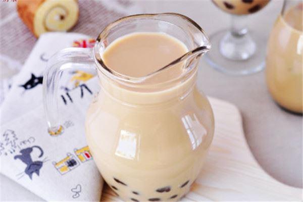 萌萌哒奶茶店加盟