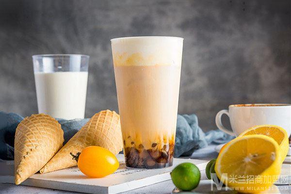 几米奶茶加盟