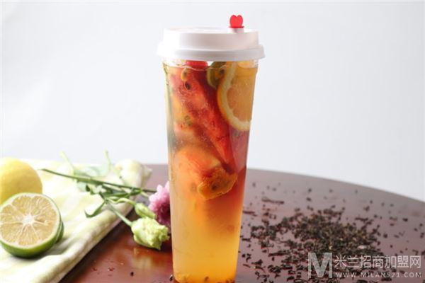 大洋淘奶茶加盟