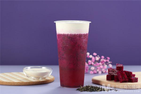 喜香奶茶加盟