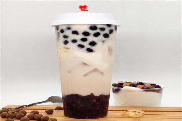 亿百佳奶茶加盟