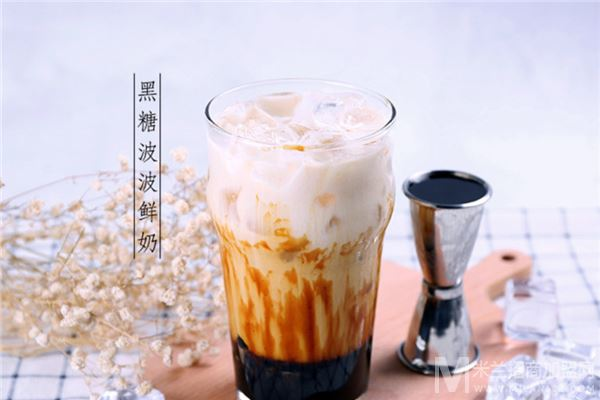 吸饮力奶茶加盟