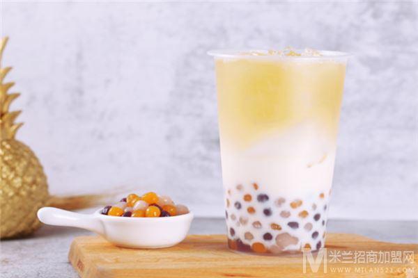 鲜果物语奶茶加盟