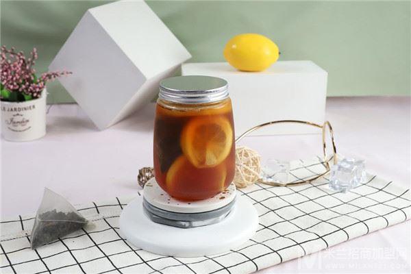 浓情奶茶加盟