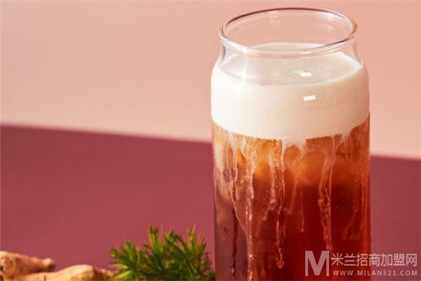 果然奶茶加盟