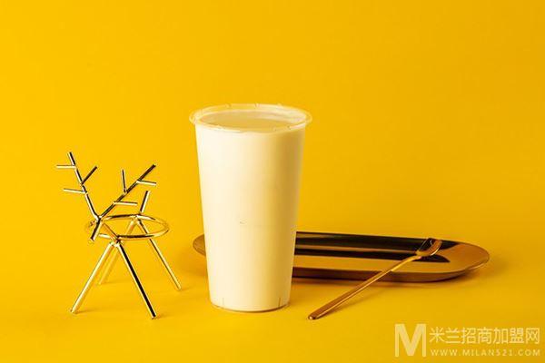 茶美乐奶茶加盟