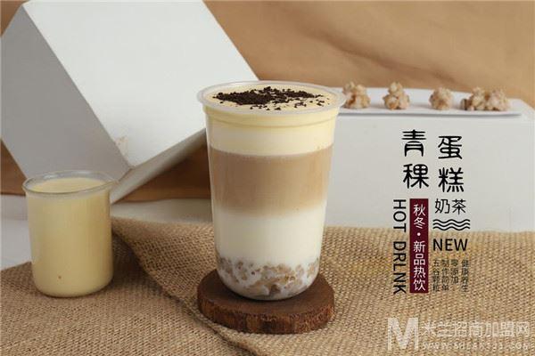 同窓奶茶加盟