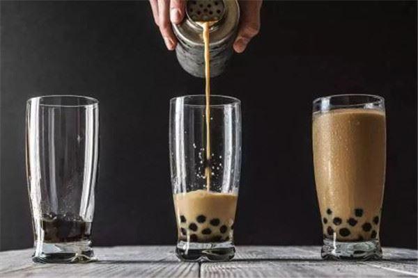 椰海奶茶加盟