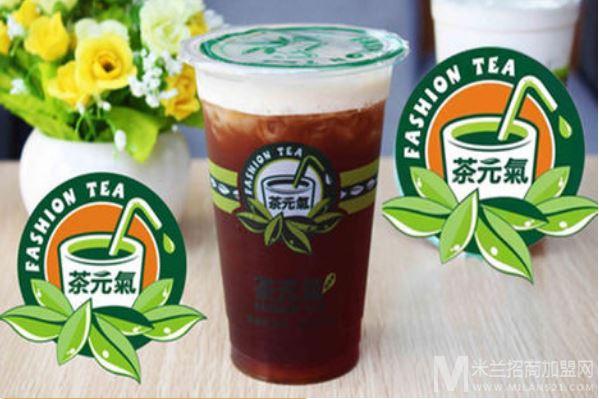 茶元气奶茶加盟