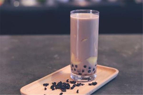 7兮奶茶店加盟