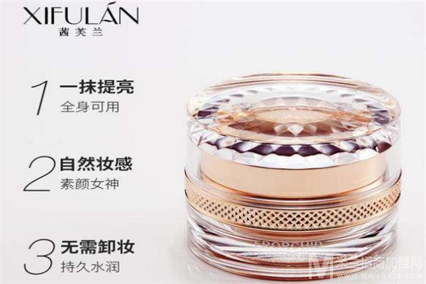 茜芙兰化妆品加盟