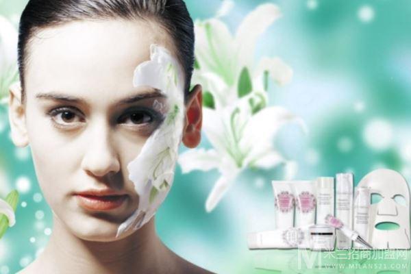 韦博士化妆品加盟