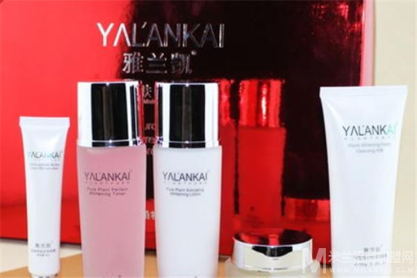 雅兰凯化妆品加盟