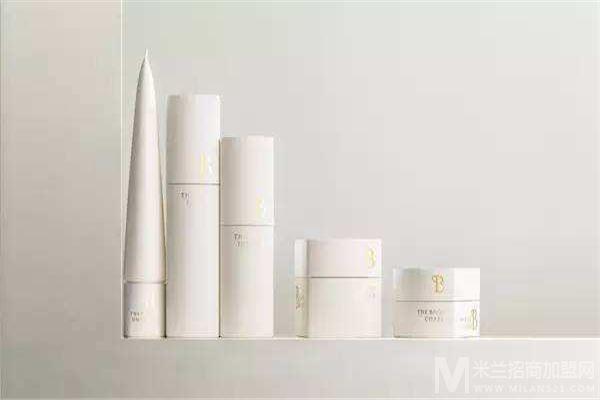 白米儿化妆品加盟