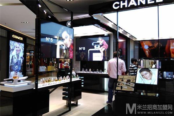 香奈儿化妆品加盟
