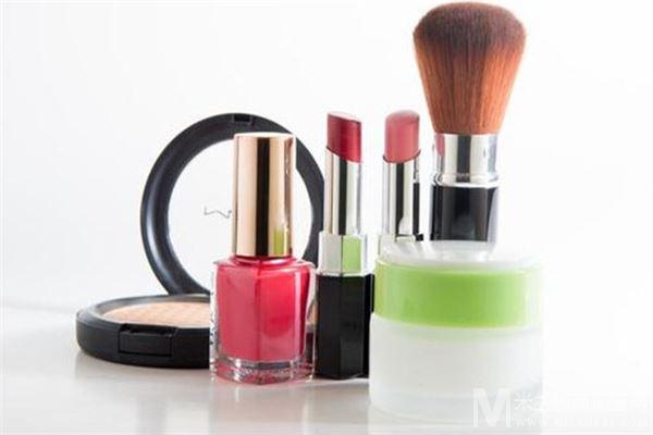 靓妆化妆品加盟
