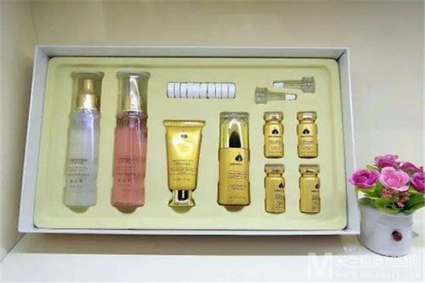名媛代码化妆品加盟