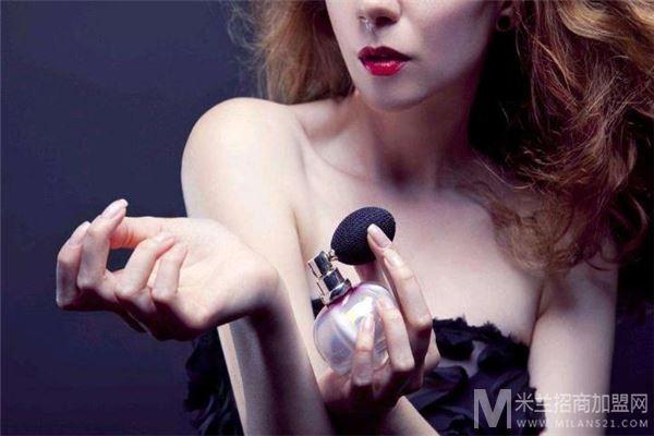 莎氏蒂娃香水加盟