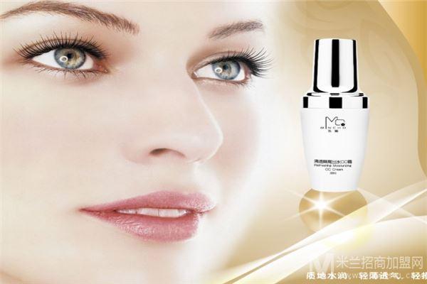 美丽女人化妆品加盟