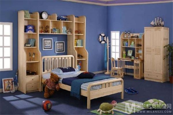 广和童喜儿童家具加盟