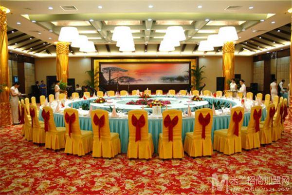 金宫宴会餐台加盟