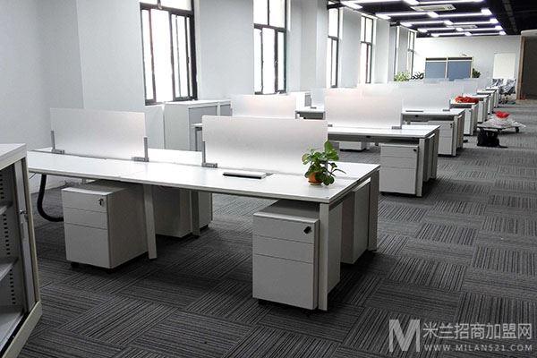 立诚办公家具加盟