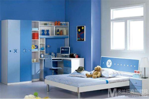未来之窗儿童家具加盟