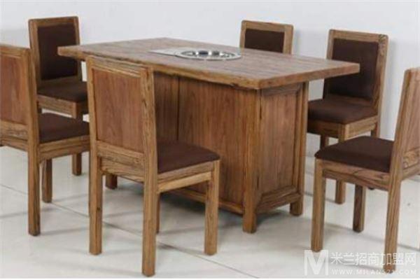 旺店火锅桌加盟