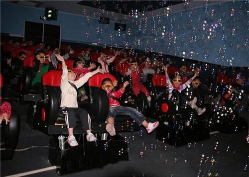缘梦7D互动影院