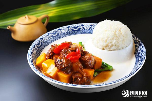 新饭碗中式快餐