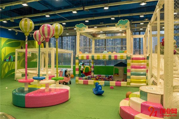 凯特乐儿童游乐设施加盟条件