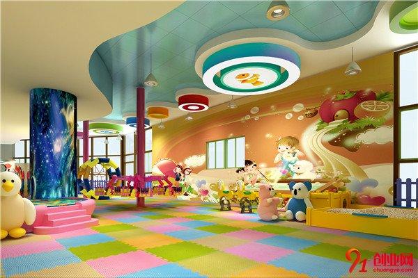 凯特乐儿童游乐设施加盟流程