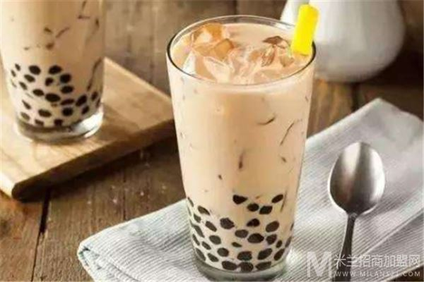 皇珑奶茶加盟